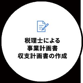 税理士による事業計画書収支計画書の作成